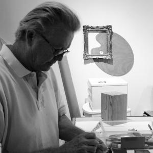 Tom Dowling in Studio