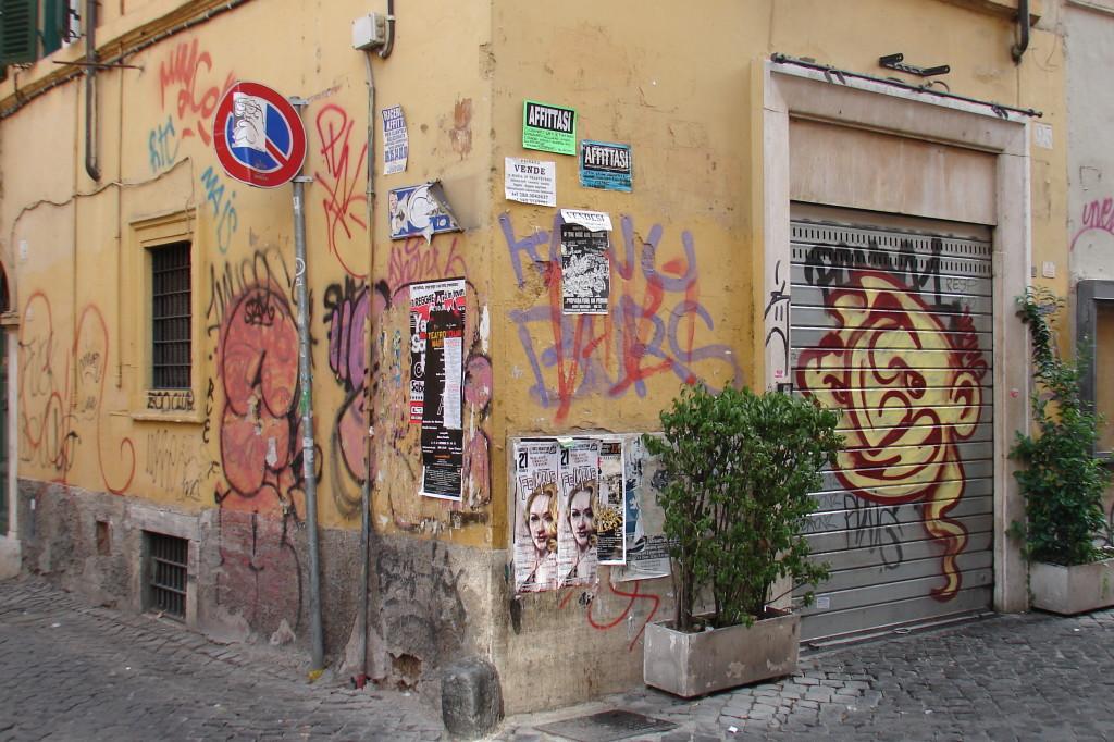 Trastevere (corner)