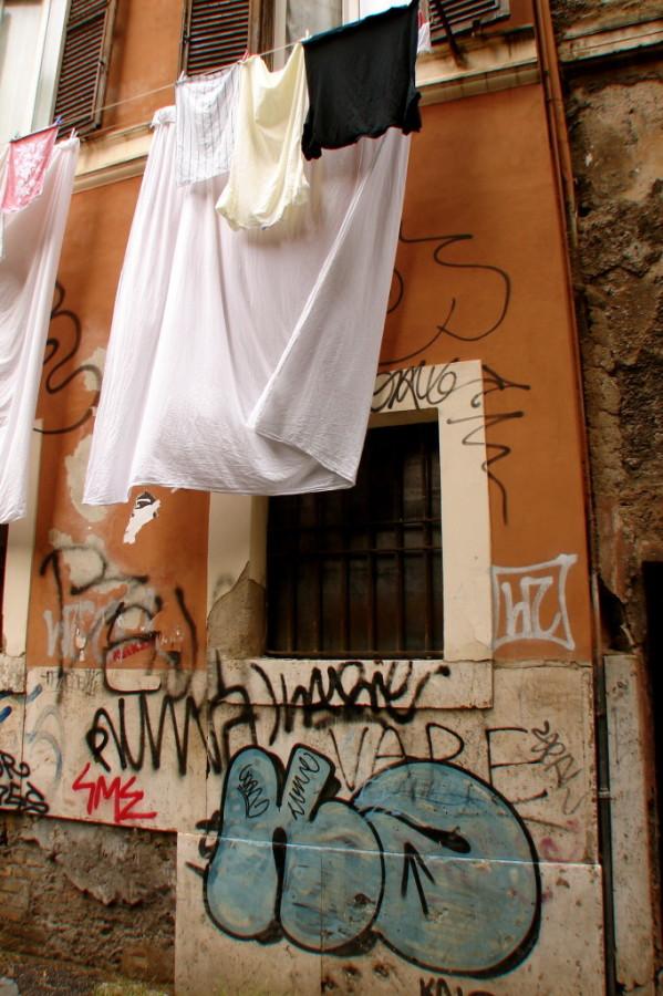 Trastevere (laundry)