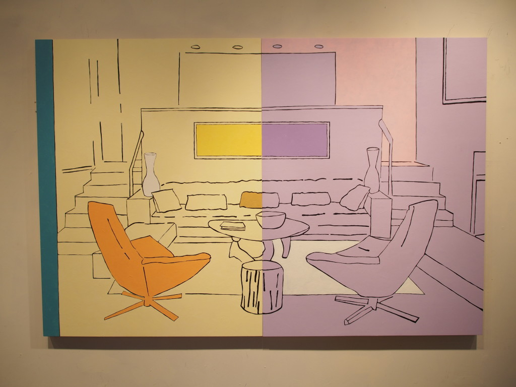 Pre-Fab #4 - Sunken Living Room